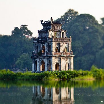 Hanoi – the one thousand years old capital city of Vietnam
