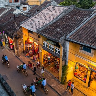 Hoi An, ancient old town may leave you hopelessly beguiled