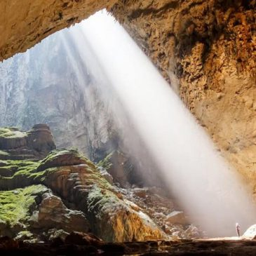 Phong Nha Kẻ Bàng national park, where to find the world's biggest cave