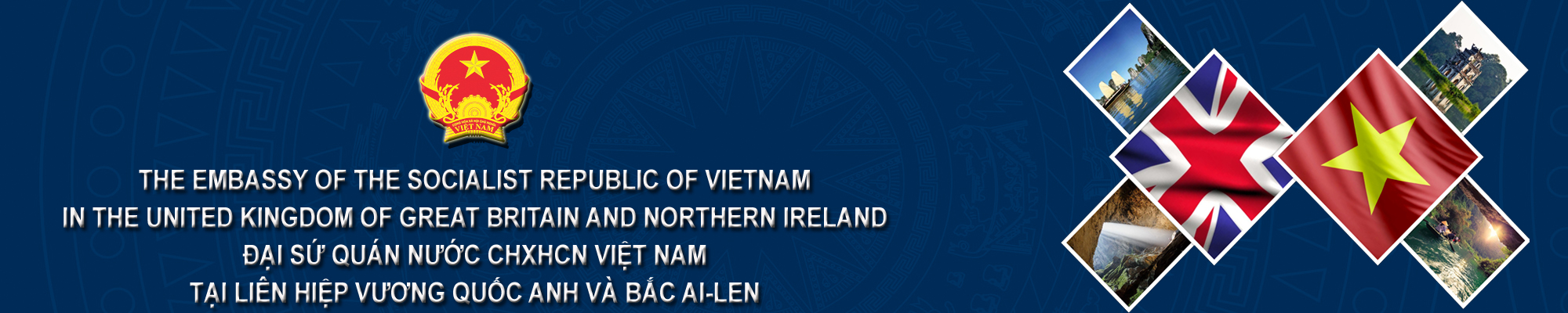 The ONLY OFFICIAL website for Vietnam Visa in the UK and Ireland